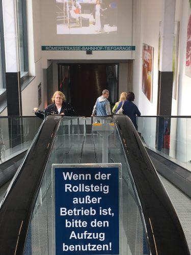 """Christoph Schlingensief """"Siegfrieds Sturz"""" (1999) bei """"Besser Scheitern"""", 2016"""